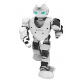 Alpha 1S Intelligent 3D Programmable Humaniod Robot (White)