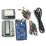 SainSmart Mega2560 +1602 LCD Keypad+Prototype Shield Kit 4 arduino ATMEL ATMEGA