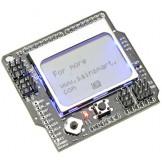 SainSmart Graphic LCD4884 Shield For Arduino Duemilanove UNO MEGA2560 MEGA1280