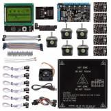 SainSmart Ramps V2 LCD 12864 A4988 Nema 17 3D Printer Controller Kit For RepRap