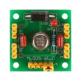 SainSmart AD584 4-Channel 2.5v/7.5v/5v/10v High Precision Voltage Reference Module