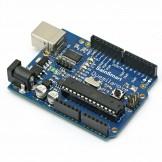 Arduino Compatible Duemilanove 2009 AVR Atmega328p-20PU board USB 2.0 Cable