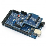 SainSmart Arduino MEGA, ATmega2560 + SainSmart XBee Shield For Arduino