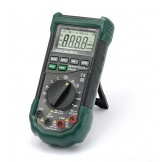 Mastech MS8268 LCD Auto Digital Electrical Multimeter AC DC Ohm VOLT Meter (US Stock)