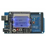 SainSmart Mega2560+LCD 4884 Shield For Arduino AVR ATMEGA ATMEL ATMEGA2560 MCU