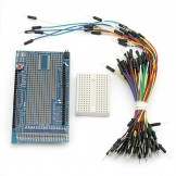 SainSmart Prototype Shield ProtoShield V3+Mini Breadboard+Jump Wires For Arduino
