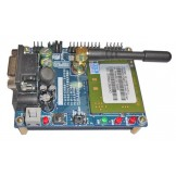 GPRS+GSM SIM300 Module+Development Board V2+Voice adapter+Code for AVR Arduino