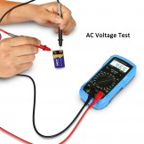 SainSmart DMT110 Mini Digital Multimeter DC/AC Voltage Current Tester