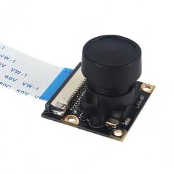 SainSmart 5MP Camera Module Fisheye Lens FOV160 Supports Night Vision for Raspberry Pi 3 / Pi 2