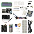 SainSmart UNO R3+5V Servo motor Starter Kit With Basic Arduino Projects