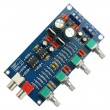SainSmart NE5532 Preamp Volume Control Board 10 Times Pre-amp A51 Treble mediant Bass