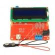 SainSmart M8 Transistor Tester Diode Triode Capacitance ESR LC Meter MOS/PNP/NPN Soldered