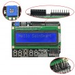 SainSmart Keypad Shield 1602 LCD Module V3 Display For Arduino MEGA 2560 1280 UNO R3