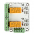 SainSmart 2-Channel Signal Relay Module for Arduino UNO MEGA2560 R3 Raspberry Pi