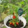 Professional 3in1 pH Meter Tester Measuring Soil Moisture Light Hydroponic Plant