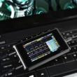 SainSmart New DSO203 NANO ARM DSO V2 Quad Mini Oscilloscope Kit, Metal shell
