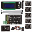 Smart LCD 2004 Controller A4988 + RAMPS 1.4 SD Ramps Breakout 3D Printer Kit