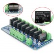 Sainsmart 8 Channel 5V Solid State Relay Module Board.OMRON SSR 4 Arduino Raspberry Pi