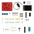 SainSmart LCD GM328 Transistor Tester Diode Capacitance ESR Voltage Frequency Meter Square Wave Signal Generator