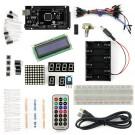 SainSmart MEGA2560 R3+1602LCD Starter Kit With 17 Basic Arduino Projects