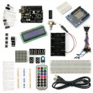 SainSmart UNO R3+Prototype Shield  Starter Kit With 17 Basic Arduino Projects