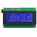 SainSmart IIC/I2C/TWI Serial 2004 20x4 LCD Module Shield for Arduino Raspberry Pi