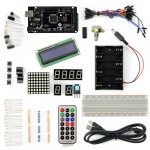 SainSmart MEGA2560 R3+1602LCD Starter Kit With 17 Basic Arduino Projects