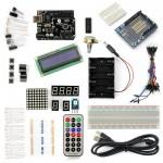 SainSmart UNO R3+Prototype Shield  Starter Kit With 17 Basic Arduino Projects