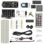 SainSmart Nano V3 Starter Kit With 16 Basic Arduino Projects