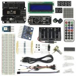 SainSmart Nano V3+MPU6050 Sensor motor Starter Kit With Basic Arduino Projects