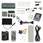 SainSmart UNO R3+5V Servo motor Starter Kit With Basic Arduino Projects