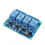 Sainsmart 4-Channel 5V Relay Module for PIC ARM AVR DSP Arduino MSP430 TTL Logic