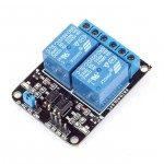 SainSmart 2-Channel 5V Relay Module for Arduino Raspberry Pi Due Mega2560 UNO R3 Nano Leonardo R3