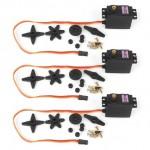 SainSmart 3-Axis Control Palletizing Robot Arm Model DIY w/Arduino Controller & Servos DIY
