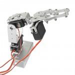 SainSmart DIY 3-Axis Servos Control Palletizing Robot Arm Model for Arduino UNO MEGA2560