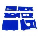 Raspberry Pi B Case Enclosure New Gloss Transparent Acrylic Computer Box