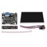 SainSmart 10.1 Inch TFT LCD 1024*576 Monitor Driver HDMI VGA for Raspberry Pi