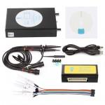 SainSmart DDS140 Portable Handheld PC-Based USB Digital Oscilloscope + Logic Analyzer Module 40MHz Bandwidth 200MS/s