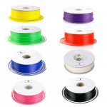SainSmart 1.75mm ABS Filament 1kg/2.2lb for 3D Printers Reprap, MakerBot Replicator 2, Afinia, Solidoodle