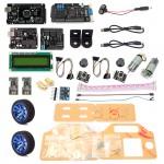 SainSmart InstaBots Upright Rover Kit Pro Updated 2-Wheel Self-Balancing Robot Kit