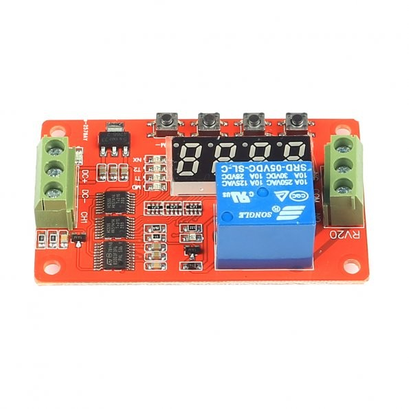 sainsmart relay cycle timer module programmable with customized settings 3d printing arduino