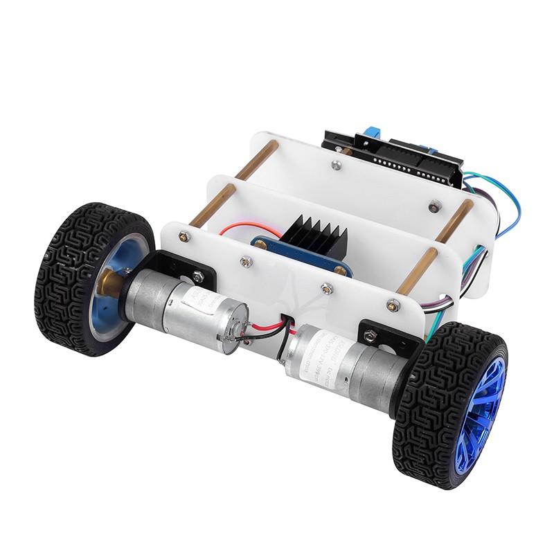 Sainsmart wheel arduino self balancing robot kit v d