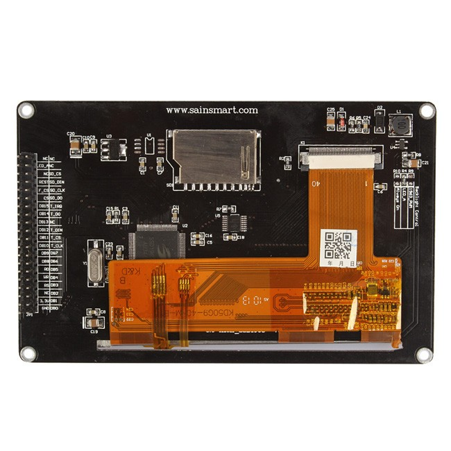 Sainsmart due quot lcd touch panel sd card slot tft