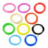 SainSmart ABS 1.75mm Total 500g 1.1lbs 3D Filament for 3D Drawing / Printing Pen 3DOODLER
