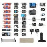SainSmart 40 Pins GPIO+ Breadboard + 37 Sensors All-in-1 Kit for Raspberry Pi 2