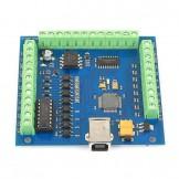 SainSmart 4 Axis Mach3 USB CNC Motion Controller Card Interface Breakout Board