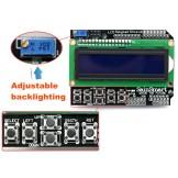 1602 LCD-Tastatur-Schild für Arduino UNO Duemilanove MEGA2560 Mega1280