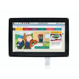 SainSmart 10.1inch HDMI LCD 1024×600 Capacitive Touch Screen for Multi Systems & mini-PCs