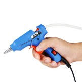 SainSmart Hot Glue Gun Melting Heating for DIY Craft Projects and Quick Repairs