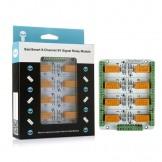 SainSmart 8-Kanal Signal-Relais-Modul-Brett, für Arduino UNO R3 GROSS2560 1280